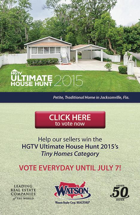 Ultimate House Hunt HGTV contestant Nix Pix   Jacksonville